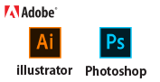 Illustrator Photoshop